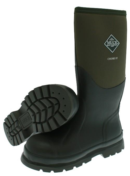 Chore Safety Muck boots