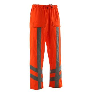 Pulsarail PR503 Special Offer High Vis Waterproof Over Trousers