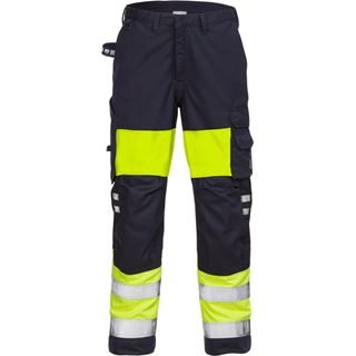 Fristads Flamestat high vis ladies trousers 2776