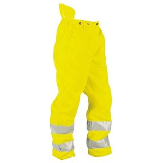 High Vis Chainsaw Trousers  Type 'A'  SIP 1SP9.