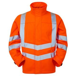 Pulsarail PR535 High Vis Soft Shell Jacket