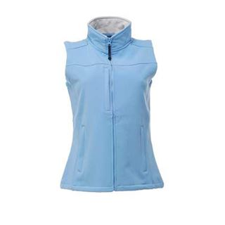 Regatta TRA790 Flux Ladies Soft Shell Body Warmer