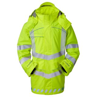 Pulsar EVO100 High Vis Jacket with Hood
