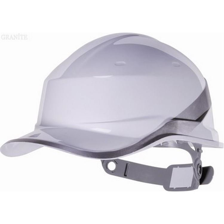 Delta Plus Diamond Safety Helmet and Safety Gloves Yellow
