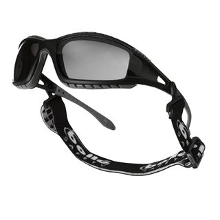 Bolle Tracker Smoke safety glasses