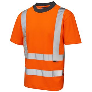 Leo T01 Newport High Vis T-shirt