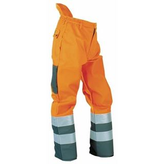 Sip Brushcutter Trousers High Vis Orange 1SQ5