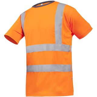 Sioen 3866 High Vis Orange T-shirt