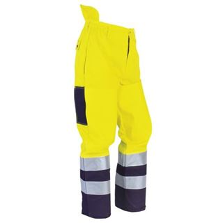 Sip Brushcutter Trousers High Vis Yellow 1SQ5