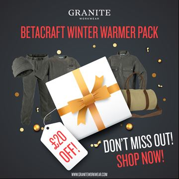 Keep Warm This Christmas With Our Winter Warmer Pack