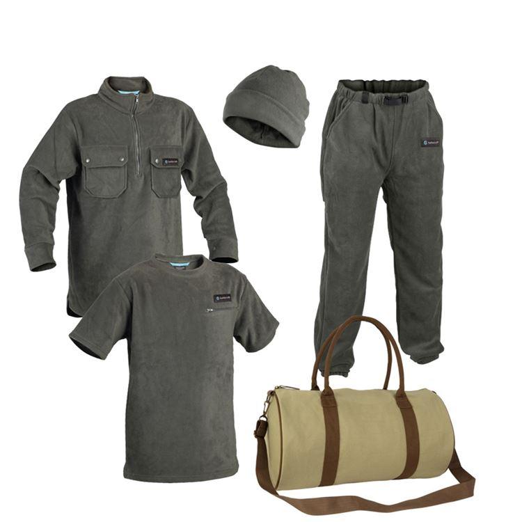 Betacraft Men's 5 Piece Fleece Pack
