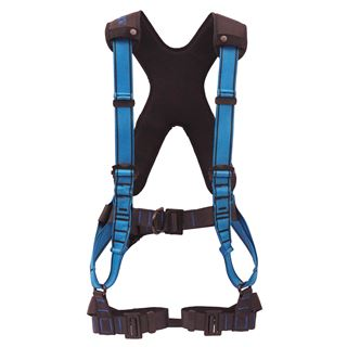 Tractel HT54 3 Point Comfort Harness