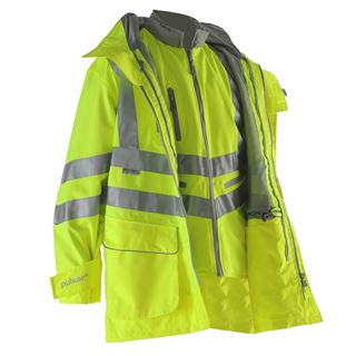 Pulsar P487 High Vis 7 in 1 Storm Coat
