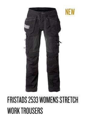 Fristads Womens Work Trousers