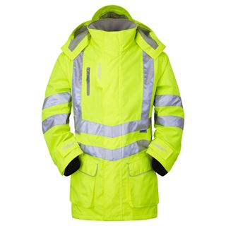 Pulsar P421 High Vis Unlined Storm Coat