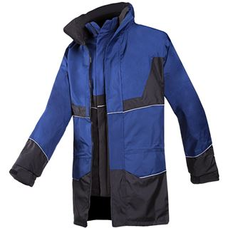 Sioen Burma 488 Rain Jacket with Soft Shell