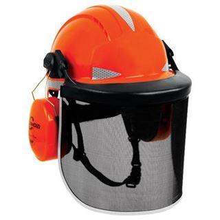 JSP Evolite Forester Chainsaw Helmet