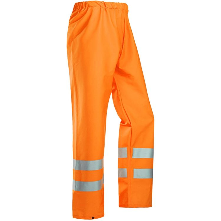 sports shoes more photos fashion style Flexothane Essential Bastogne High Vis Waterproof Trousers