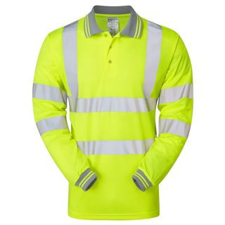 Pulsar P458 High Vis Polo Shirt