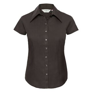 Russell 955F Fitted Tencel Blouse