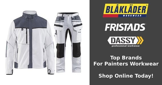 Top Brands For Painters Workwear