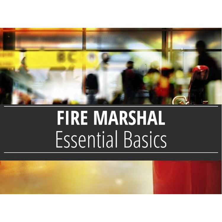 Fire Marshal Course
