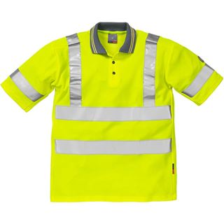 Fristads High vis polo shirt 7025