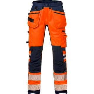 Fristads 2710 Womens High Vis Stretch Work Trousers