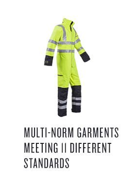 Multi-Norm Garments