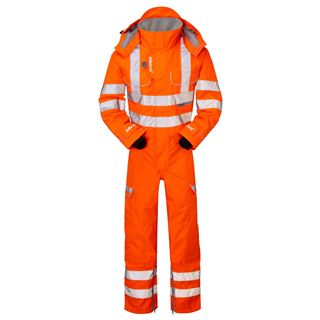 Pulsarail PR505 Waterproof High Vis Overall