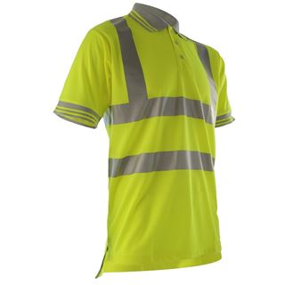 Pulsar P175 High Vis Polo Shirt