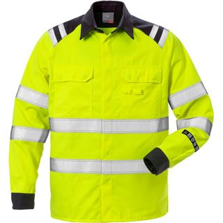 Flamestat high vis shirt cl 3 7050 ATS