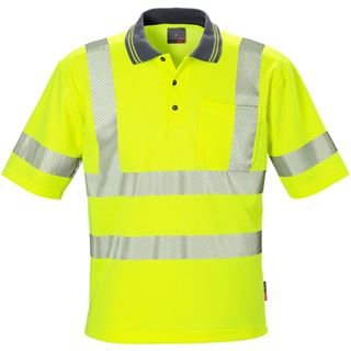 Fristads High vis polo shirt 7406
