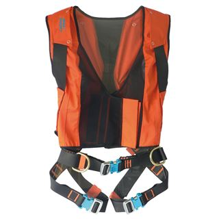 Tractel Ladytrac Womens Harness