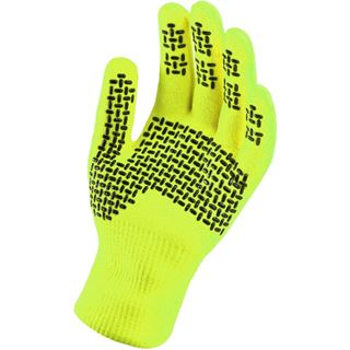 Sealskins 1211401701 Waterproof High Vis Yellow Gripper Glove