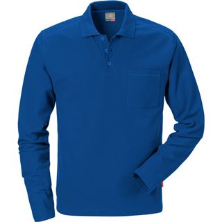 Fristads Long Sleeve Polo Shirt 7393