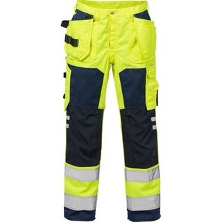 Fristads High Vis Craftsman Trousers 2025