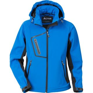 Acode Ladies Soft Shell Jacket 1445 by Fristads