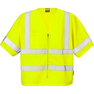 Fristads High vis short sleeved vest 500