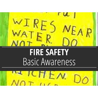 Basic Fire Safety Awareness Course