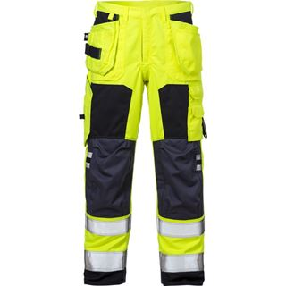 Fristads Flamestat high vis Ladies Trousers 2775
