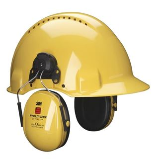 Optime 1 Helmet Attachment