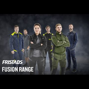 New Fristads Fusion Workwear Collection