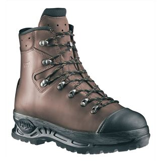 Chainsaw Safety Boots Haix Trekker Mountain