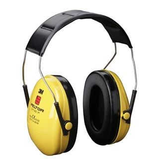 Peltor Optime 1 Headband Ear Defenders