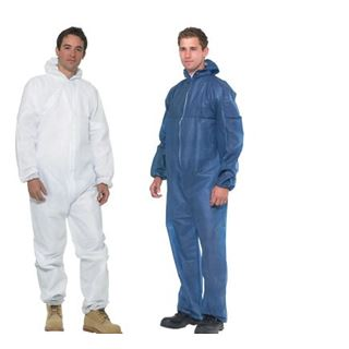 Granite 382019 Disposable Overalls