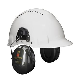 Optime 2 Helmet Attach Ear Defenders