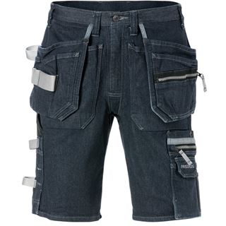 Fristads 2137 Denim stretch Work Shorts