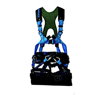 Tractel Greentool Arborists Harness