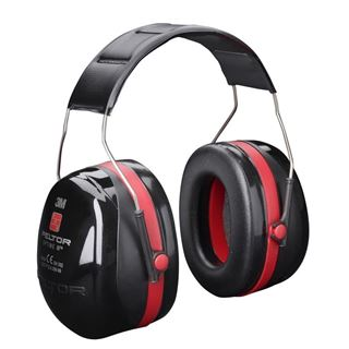Optime 3 Headband Ear Defenders.